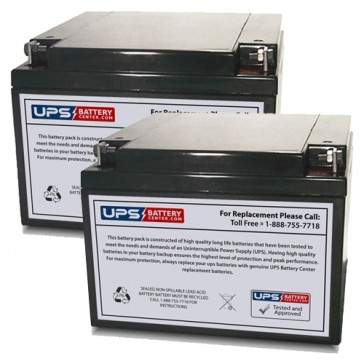 Air Shields Medical TI-58 Transport Batteries