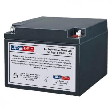 Newmox FNC-12260 12V 26Ah Battery