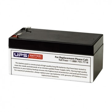 SES BT3.3-12 Battery