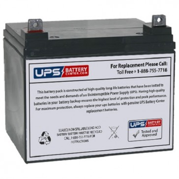 SES BT33-12 battery
