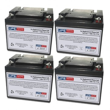 HP R12000 N+X Batteries