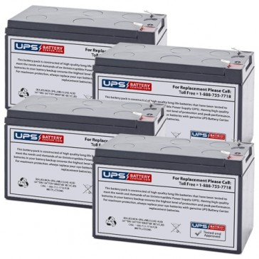 Sola 054-00210-0100-19(600VA) Batteries