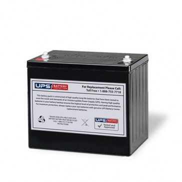 Jopower JP12-80 12V 80Ah Battery