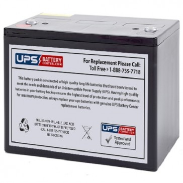 SES BT70-12 battery