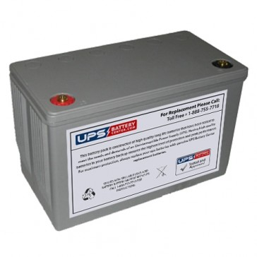 NPP Power NP12-80Ah 12V 80Ah Battery