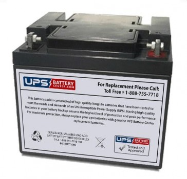 Lucas LSLC42-12 12V 42Ah Battery
