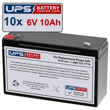 HP A2996BR Batteries