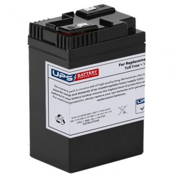 MCA NP4-6 6V 4Ah Battery