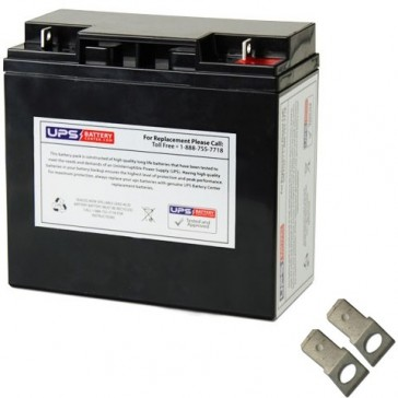 FB12-18-F2 - Helios 12V 18Ah F2 Replacement Battery