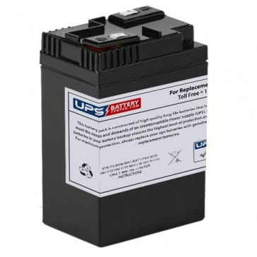 MUST FC6-4CUT Battery