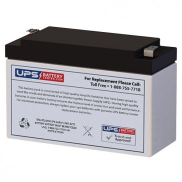Weiboer GB6-2.5PSG Battery