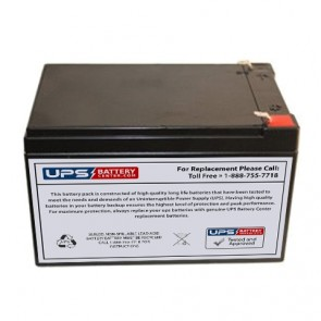 Sterling H12-12 12V 10Ah Battery