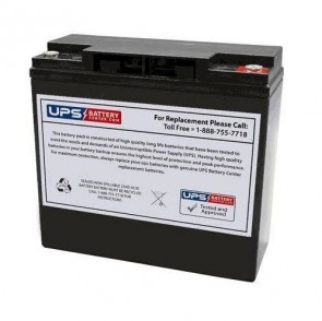 Crown 12CE21 12V 21Ah Battery