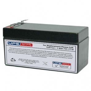 MCA NP10-6 6V 10Ah Battery
