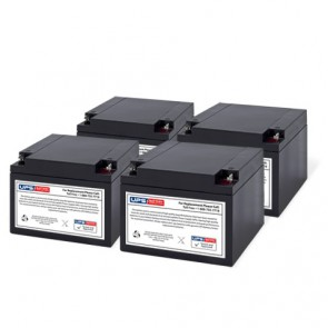 Safe BP48 Replacement Batteries