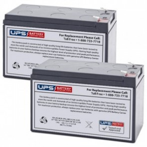 Allied Healthcare Products 138 Schuco-Vac Portable DC Aspirator Medical Batteries