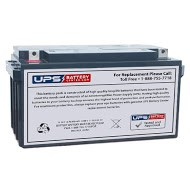 Plus Power PP12-65 12V 65Ah Battery