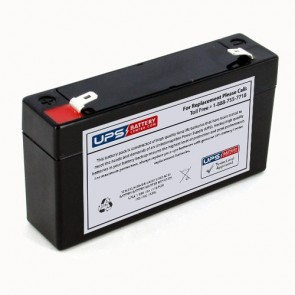 CAS Medical Systems 820, 901, 915, 920, 930 Neonatal BP Monitor Medical Battery