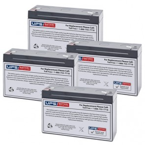 Safe FES200A Replacement Batteries