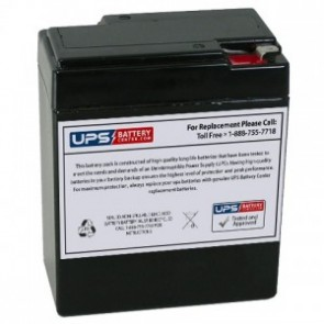 Hubbell 12-535 Battery