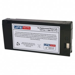 IBT 12V 2Ah BT1220CR Battery with PC Terminals