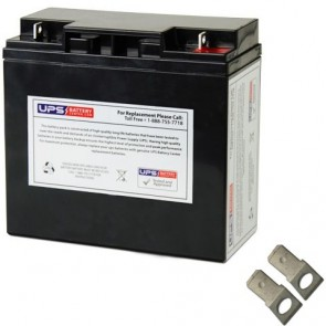 FNC-12190-F2 - Newmox 12V 18Ah F2 Replacement Battery