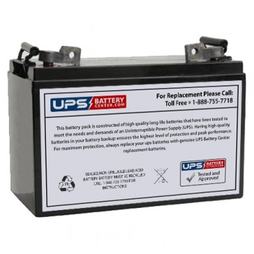 Sterling H110-12 12V 110Ah Battery