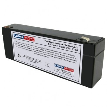 Baxter Healthcare AS5D 12V 2.9Ah Battery