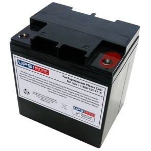 SeaWill SW12240A F8 Insert Terminals 12V 24Ah Battery