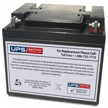 MCA NPC40-12 12V 40Ah Battery