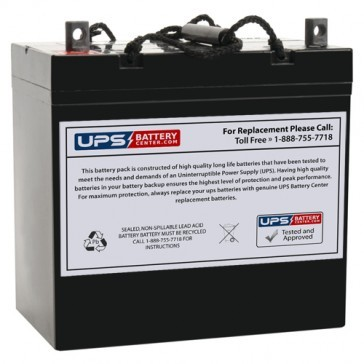 Palma PM60B-12 12V 60Ah Battery