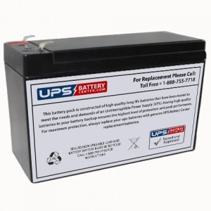 SeaWill SW1285 F1 12V 8.5Ah Battery
