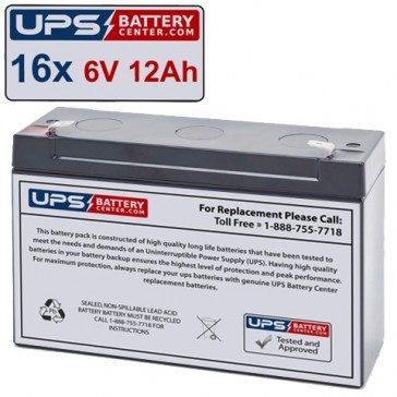 HP Compaq UPS3000 Batteries