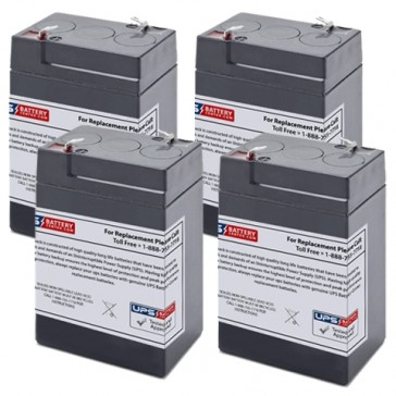 Unison DP800 UPS Batteries