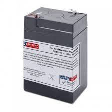 Johnson Controls GC640 6V 4.5Ah Battery