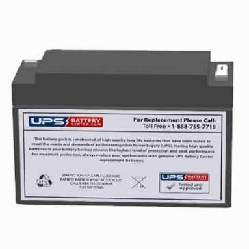 National NBG6-5 Battery