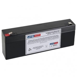 Unicell TLA1226 12V 2.6Ah Battery