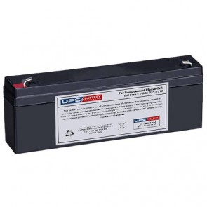 Technacell EP1219 12V 2.6Ah Battery