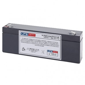 SigmasTek SP12-2.9 12V 2.9Ah Battery