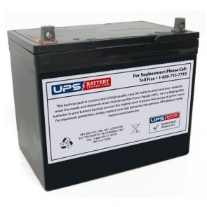 Lucas LSLC85-12 12V 85Ah Battery