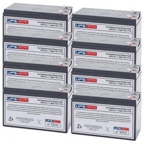 Unison Smart MPS2000 12V 9Ah Batteries