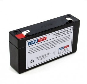 Philips H101A 6V 1.3Ah Battery