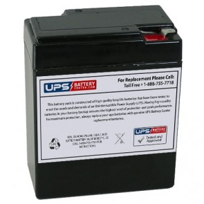 Chloride-Lightguard 100001135 Battery